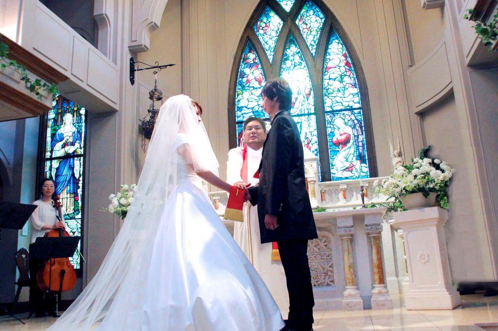 ふたりらしい 挙式スタイルの選び方 福山市のチャペル結婚式場